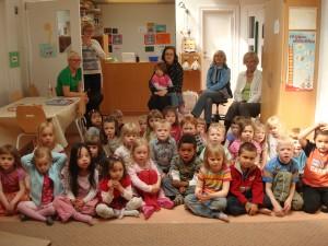 Kindergarten in Island